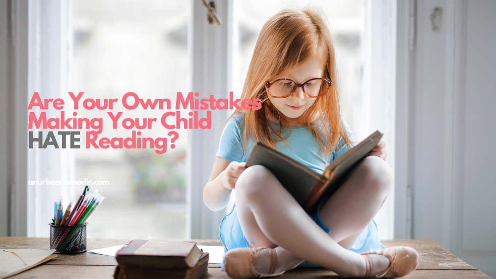 Why does my child not like reading?