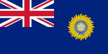 Flag - British India