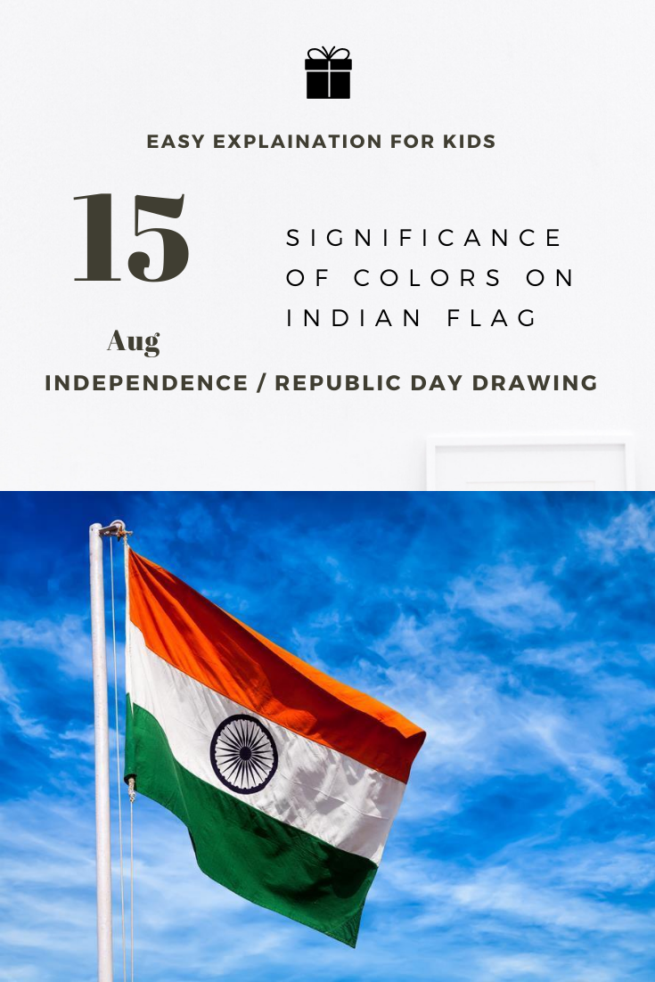 Significance of Colors on Indian Flag