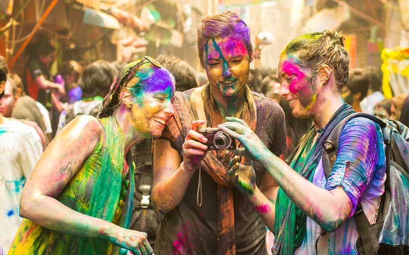 Travel Ideas Holi