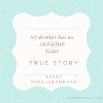 Raksha Bandhan Brother Quotes