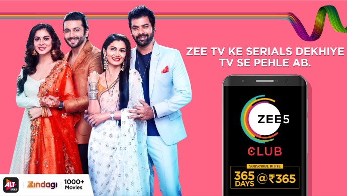 What is ZEE5-Club-Pack and what's included in this subscription plan