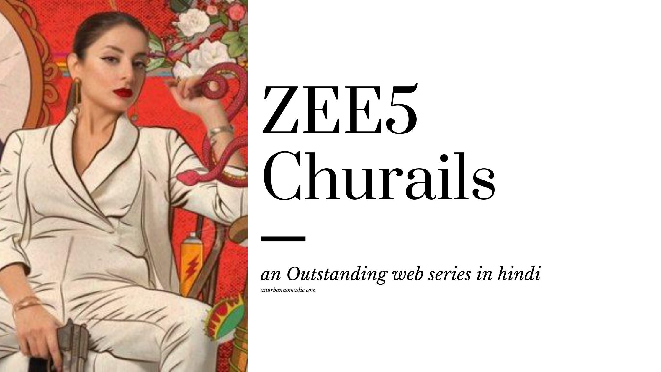 ZEE5 web series Churails review