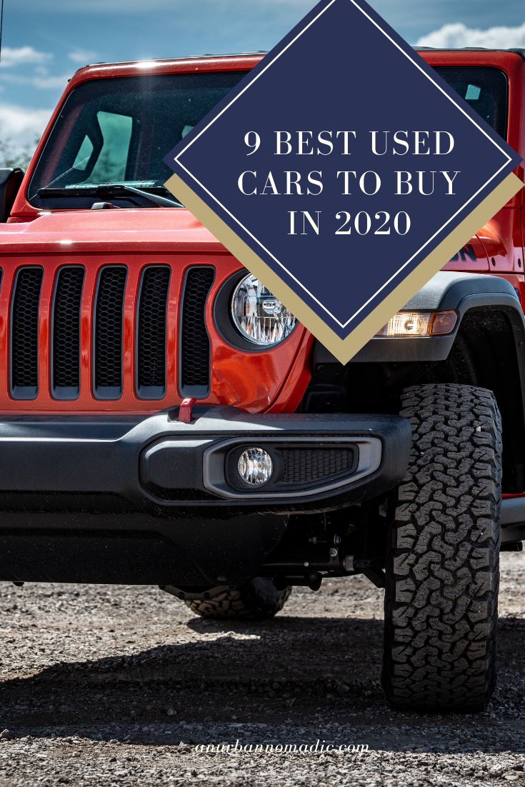 9 best used cars to buy in 2020