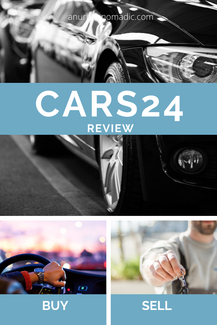 Cars24 review