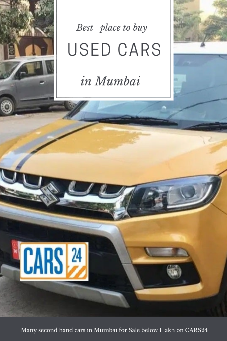 Second hand cars in Mumbai for Sale below 1 lakh
