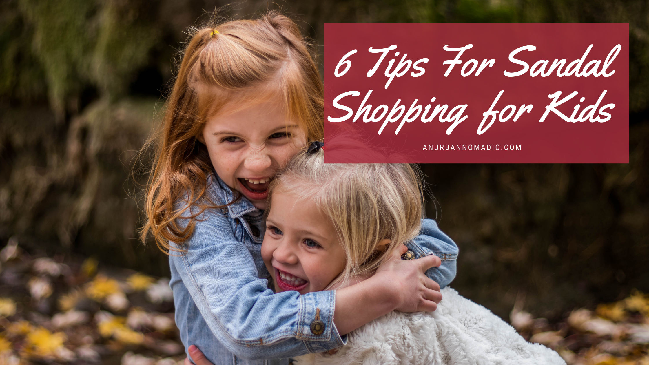 Tips To Consider Before Buying Sandals For Your Cute Little Girl