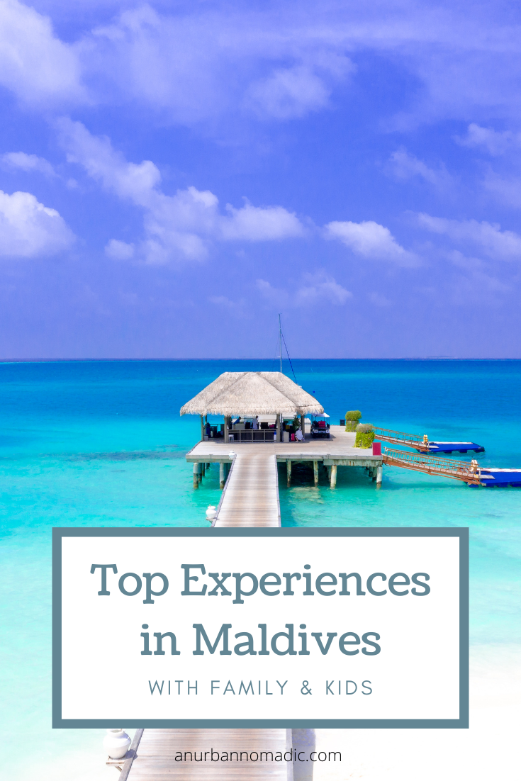 32 experiences in Maldives with Kids & Family Friends