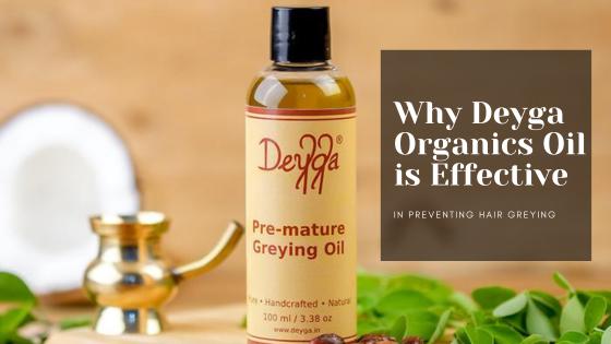Which oil prevents premature grey hair | Deyga